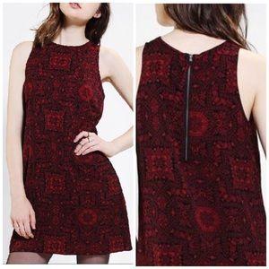 Urban Outfitters Staring at Stars Shift Mini Dress